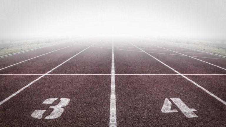 Was bedeutet Disziplin, ein Blick auf die Tartanbahn
