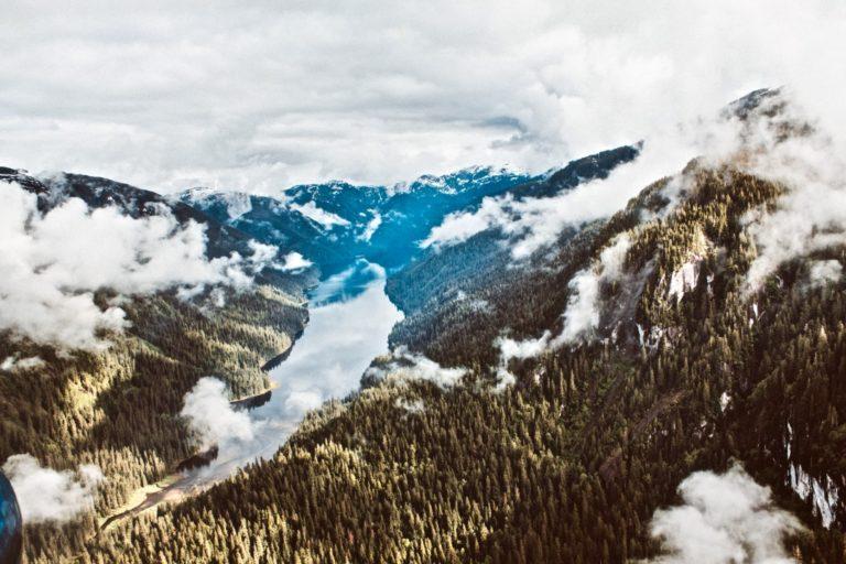 Was bedeutet Diszplin, Blick in die Landschaft