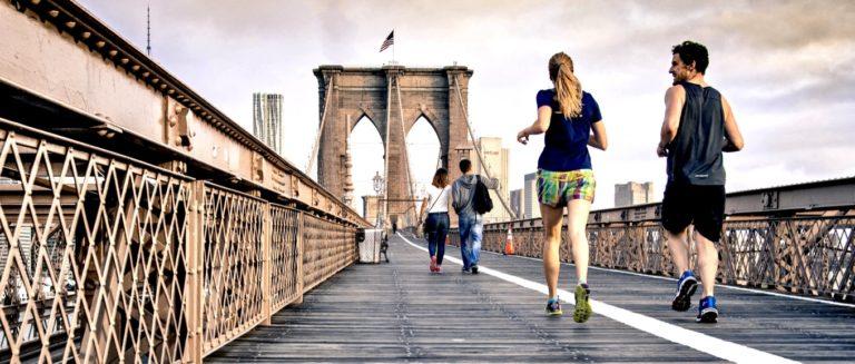 gute Gewohnheiten beschrieben durch Menschen, die Sport treiben