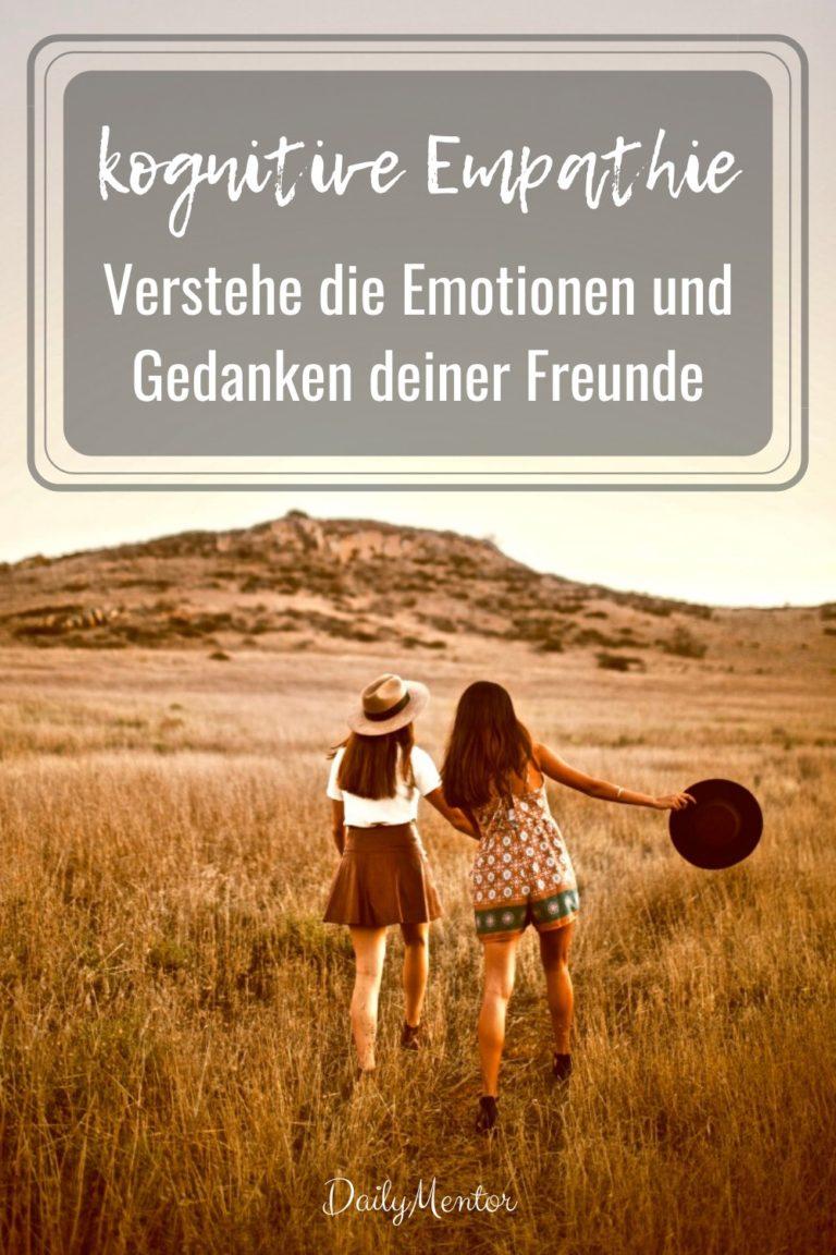kognitive empathie pin