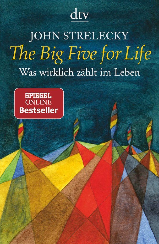Bücher über Erfolg Cover 6 The Big Five Vor Life
