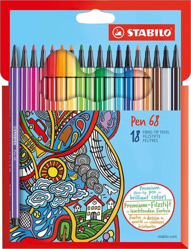 Stabilo-Stifte
